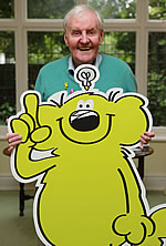 Richard_Briers_roobarb_custard